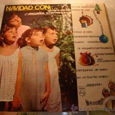 Discos de vinilo: DISCO LP - NAVIDAD CON EL CORO DE LAS ESCUELAS AVEMARIANAS. Lote 19518044