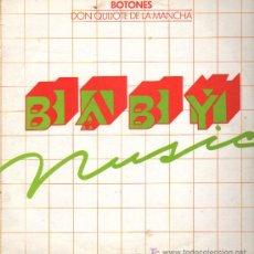 Discos de vinilo: VARIOS - DON QUIJOTE DE LA MANCHA - LP 1979 - PROMO REGALO FUNDADOR DOMECQ. Lote 24089719