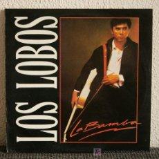 Discos de vinilo: LOS LOBOS - LA BAMBA MAXI SINGLE 12. Lote 27250847