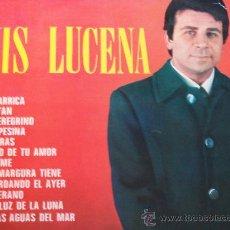Discos de vinilo: LUIS DE LUCENA, DEL 69. Lote 19555293