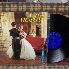 Discos de vinilo: VALSES VIENESES - BELTER 22.020 A . Lote 19557868