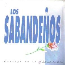Discos de vinilo: LOS SABANDEÑOS-CONTIGO EN LA DISTANCIA SINGLE VINILO 1992 PROMOCIONAL SPAIN. Lote 19560818