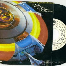 Discos de vinilo: ELECTRIC LIGHT ORCHESTRA. OLE ELO (VINILO SINGLE EP PROMO 1978). Lote 19565295