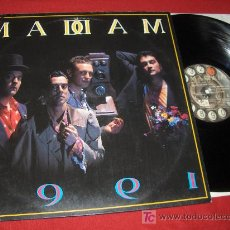 Discos de vinilo: LA MADAM 1991 LP 1991 POP ROCK CATALA VINILO. Lote 30489431