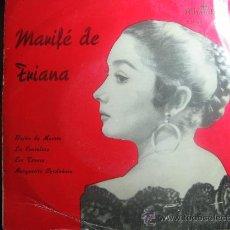 Discos de vinilo: MARIFE DE TRIANA. Lote 19584148
