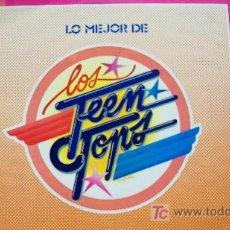 Discos de vinilo: TEEN TOPS-LO MEJOR. Lote 19610072