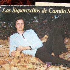Discos de vinilo: CAMILO SESTO-LOS SUPEREXITOS-. Lote 19610141
