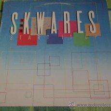 Discos de vinilo: THE SKWARES ( START IT UP ) USA - 1988 LP33 MERCURY RECORDS. Lote 19636382