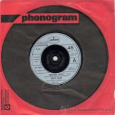 Dischi in vinile: KURTIS BLOW - CHRISTMAS RAPPIN / DO IT YOURSELF RAPPIN (45 RPM) EDICION INGLESA - MERCURY 1979. Lote 19640043