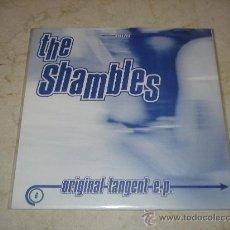 Discos de vinilo: THE SHAMBLES - ORIGINAL TANGENT E.P. - COUR AMIE RECORDS 1995. Lote 19649301