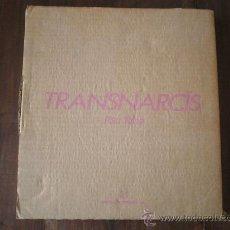 Discos de vinilo: PAU RIBA - TRANSNARCÍS - (EDICIONS DE L'EIXAMPLE-1986) BOX 2LP'S. Lote 23299389