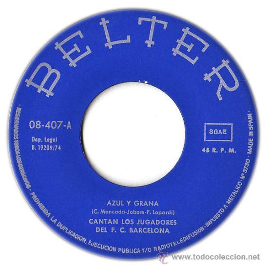 Discos de vinilo: LABEL: BELTER SPAIN 1974 - Foto 5 - 26136323