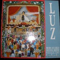 Discos de vinilo: LUZ CASAL. EDICION ESPECIAL RNE. PREMIO MUSICA POP. DIFICILISIMO ENCONTRAR. 1990. NUEVO 45 RPM MAXI. Lote 34478896