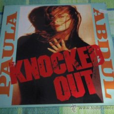 Discos de vinilo: PAULA ABDUL ( KNOCKED OUT - THE WAY THAT OU LOVE ME - STRAIGHT UP ) 1990-GERMANY MAXI45 VIRGIN . Lote 19676840