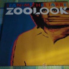 Discos de vinilo: JEAN MICHEL JARRE ( ZOOLOOK ) 1984 - GERMANY LP33 POLYDOR. Lote 19682331