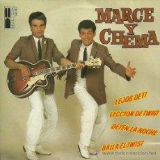Discos de vinilo: MARCE Y CHEMA EP SELLO BELTER AÑO 1980 EDITADO EN ESPAÑA . Lote 19699241