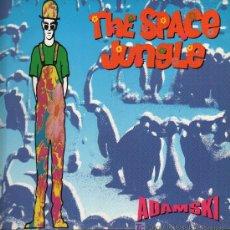 Discos de vinilo: ADAMSKI - THE SPACE JUNGLE - MAXISINGLE 1990. Lote 23581346