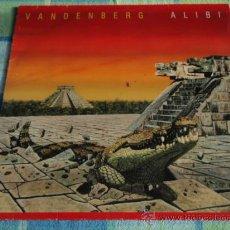 Discos de vinilo: VANDENBERG ( ALIBI ) NEW YORK-USA 1985-GERMANY LP33 ATCO RECORDS. Lote 30285298