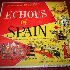 Discos de vinilo: LP - ECHOES OF SPAIN - MICROSURCO 33 RPM - VOX 1956. Lote 25668146