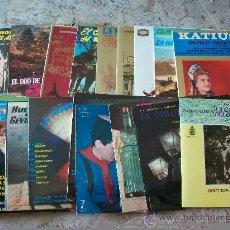 Discos de vinilo: DISCOS (LOTE DE ZARZUELAS 28 DISCOS). Lote 19743611