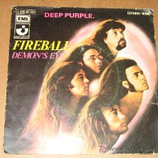 Discos de vinilo: DEEP PURPLE - FIREBALL - ESPAÑOL 1971. Lote 19748486