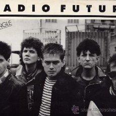 Discos de vinilo: RADIO FUTURA, RADIOFUTURA. MAXI 12´´45 RPM. A CARA O CRUZ+37 GRADOS. ARIOLA AÑO 1987. Lote 32761833