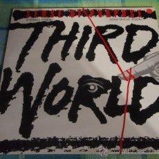 Discos de vinilo: THIRD WORLD ( SENSE OF PURPOSE EXTENDED VERSION & EXTENDED CLUB MIX ) 1985-HOLANDA MAXI45 CBS. Lote 19772037