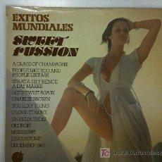 Discos de vinilo: LP-EXITOS MUNDIALES-12 TEMAS INTEMPORALES-SWEET FUSSION-VARIAS ORQUESTAS-NUEVO. Lote 27635428