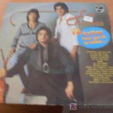 Discos de vinilo: LOS CHICHOS ( 16 EXITOS POTPOURRI ) 45 RPM ESP (EP8) . Lote 19884592