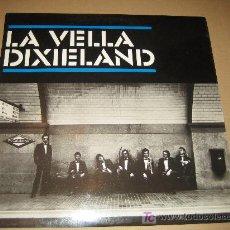 Discos de vinilo: LA VELLA DIXIELAND - 1980 -. Lote 19849796