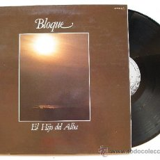 Discos de vinilo: LP - BLOQUE -