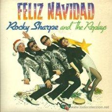Discos de vinilo: ROCKY SHARPE AND THE REPLAYS EP SELLO MOVIEPLAY AÑO 1980 EDITADO EN ESPAÑA. Lote 19850331