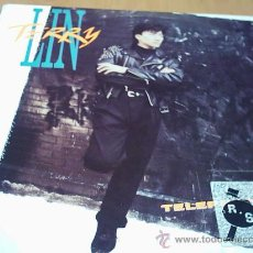 Discos de vinilo: 12 - MAXI. TERRY LIN - THELEPHONE LOVER. Lote 27116399