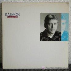 Discos de vinilo: RAIMON - PRESENCIES I OBLIT LP. Lote 26968298