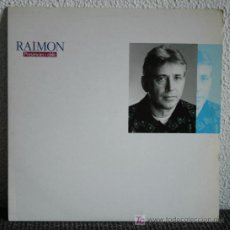 Discos de vinilo: RAIMON - PRESENCIES I OBLIT LP. Lote 26968299
