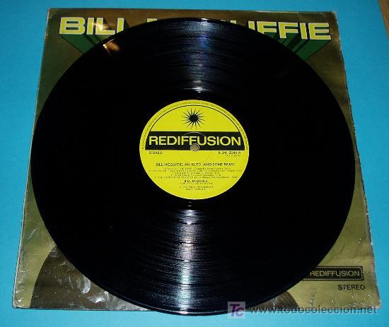 Discos de vinilo: BILL MCGUFFIE (PIANISTA) AN ALTO AND SOME BRASS. REDIFFUSION. 1970 - Foto 3 - 24604653