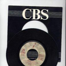 Discos de vinilo: SINIESTRO TOTAL. 45 RPM.HIGHWAY TO HELL(VERSION DE AC-DC)+LA SOCIEDAD ES LA CULPABLE.DISCOS DRO 1990. Lote 26922641