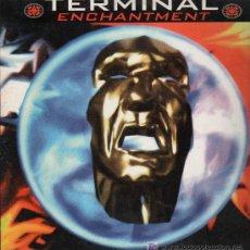 Discos de vinilo: TERMINAL - ENCHANTMENT - MAXISINGLE 1995. Lote 19960282