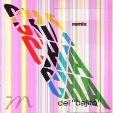 Discos de vinilo: MIGUEL GALLARDO - EL CHA CHA CHA DEL BAJITO (2 VERSIONES) / PRISIONERO EN LIBERTAD - MAXISINGLE 1991. Lote 21834609