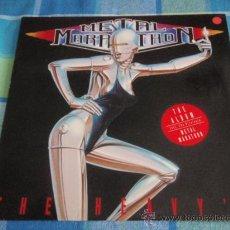 Discos de vinilo: THE HEAVY'S ( METAL MARATHON ) 1989 - GERMANY LP33 ARIOLA RECORDS. Lote 19927679