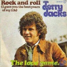 Discos de vinilo: SINGLE - TERRY JACKS (1974). Lote 19936101