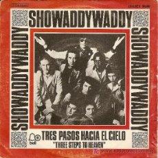 Discos de vinilo: SINGLE - SHOWADDYWADDY (1975). Lote 19936266