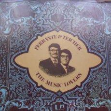 Discos de vinilo: FERRANTE & TEICHER - THE MUSIC LOVERS UA RECORDS. Lote 24862731
