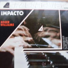 Discos de vinilo - roger williams - impacto espectacular columbia 1984 - 23478122