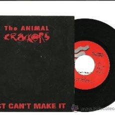 Discos de vinilo: ANIMAL CRACKERS (DE BADAJOZ) 7 PS. Lote 19944572