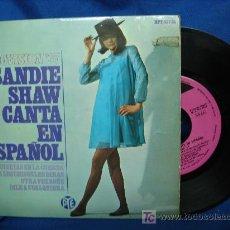 Discos de vinilo: - SANDIE SHAW - MARIONETAS EN LA CUERDA+3 - FESTIVAL DE EUROVISIÓN - HISPAVOX ESPAÑA 1967. Lote 21013733