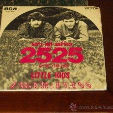 Discos de vinilo: ZAGER & EVANS SINGLE EN EL AÑO 2525. Lote 19974173