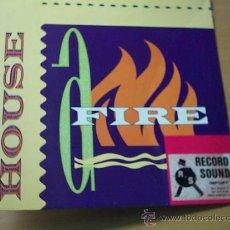 Discos de vinilo: LP. HOUSE A FIVE - VARIOS ARTISTAS. Lote 27303623