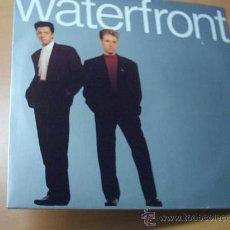 Discos de vinilo: LP. WATERFRONT. Lote 25020541