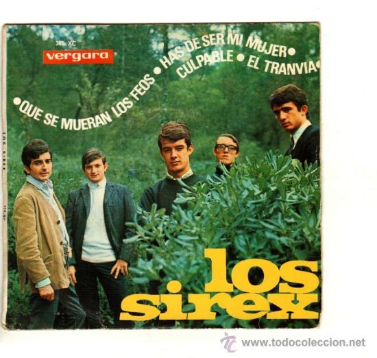 Uxv Los Sirex Single 45 Rpm 1965 Que Se Muera Kaufen Vinyl Singles